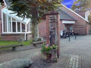 Gemeindehaus der Evangelischen Kirchengemeinde Drevenack.